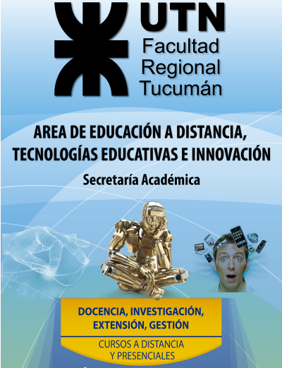 AREA DE EDUCACION A DISTANCIA, TECNOLOGIAS EDUCATIVAS